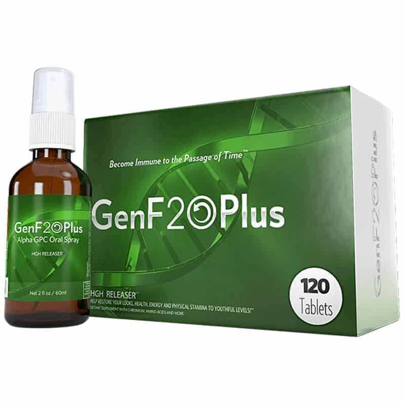 GenF20 Plus Natural Hgh Releaser