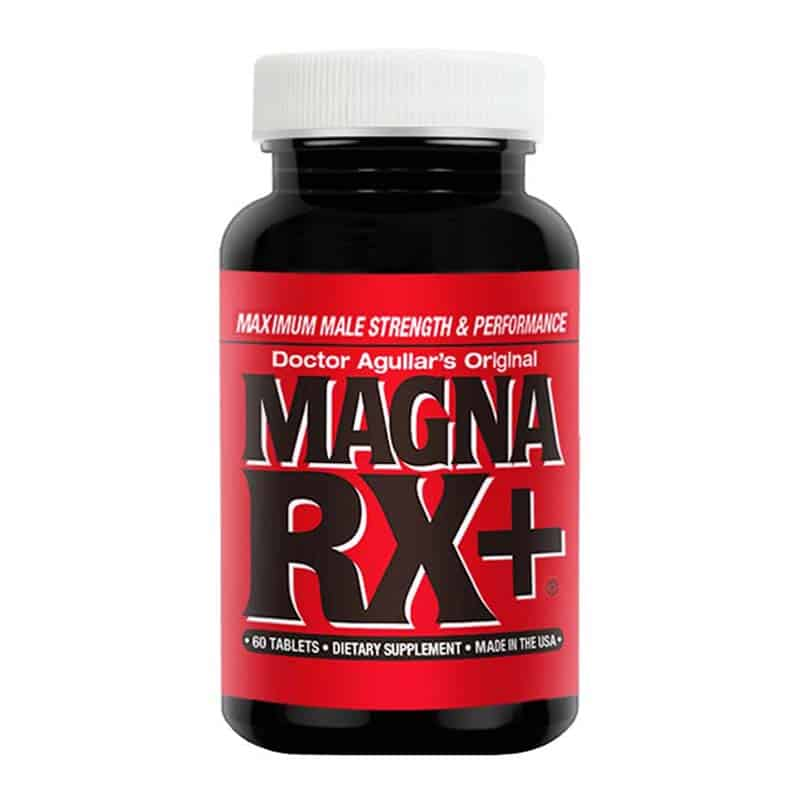 Magna RX+ Male Strength and Performance Pills